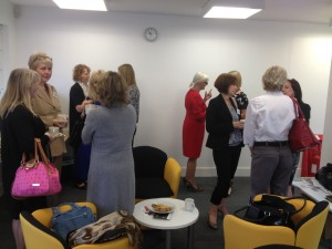 Networking with Work Wise Women